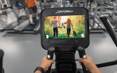 Estrena el nuevo equipamiento LifeFitness
