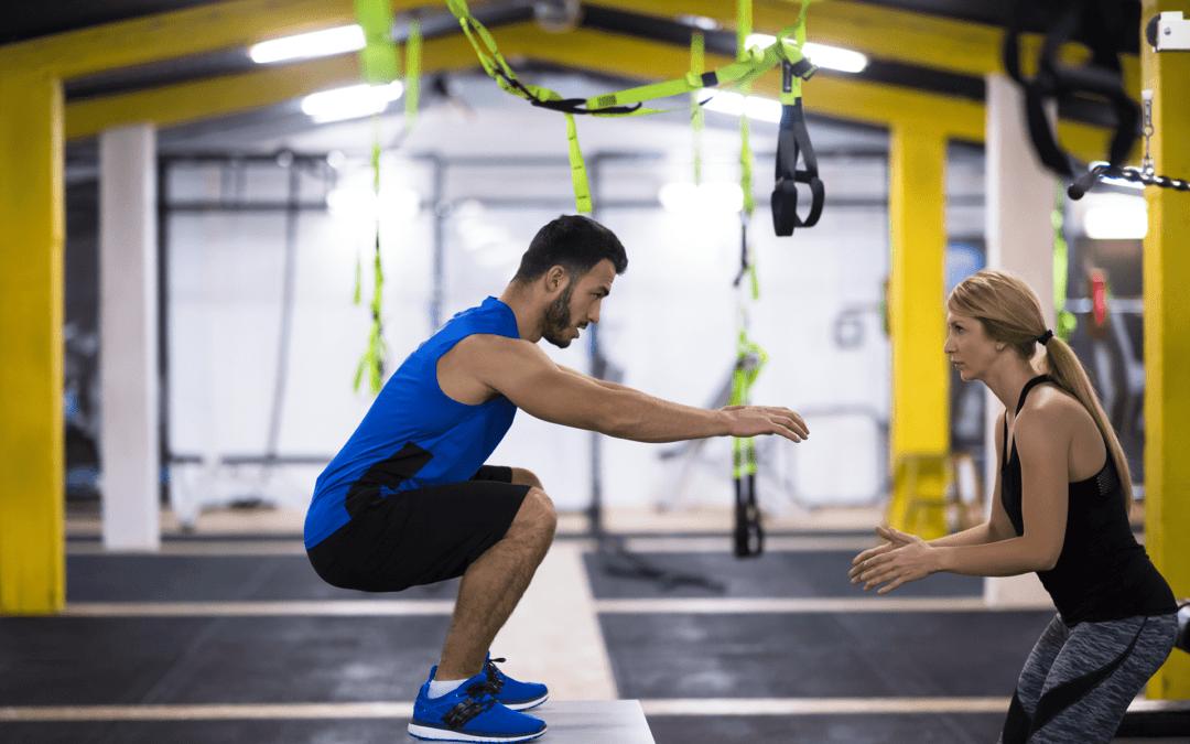 Ponte en forma en circuit: 60′ de ejercicios