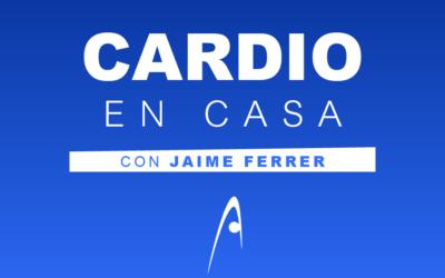 Sesión de cardio online